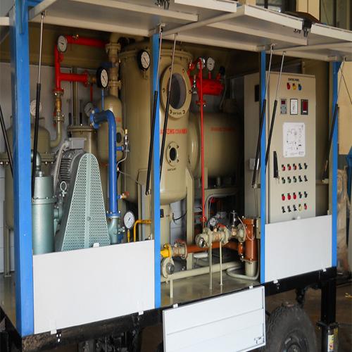 Transformer Oil filteration